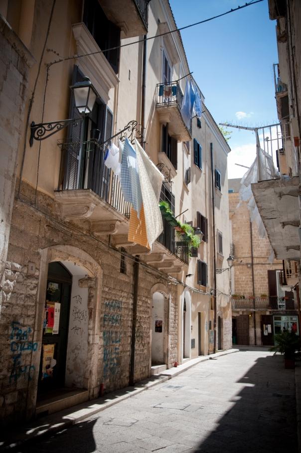 Bari's Old Town