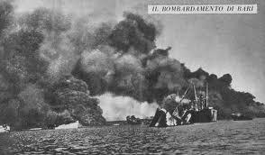 Bari Harbor, 12-4-1943